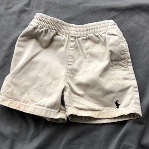 12M Polo Ralph Lauren Kaki Shorts